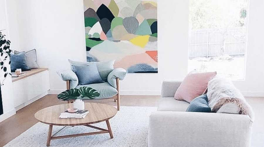 warna ruangan pastel