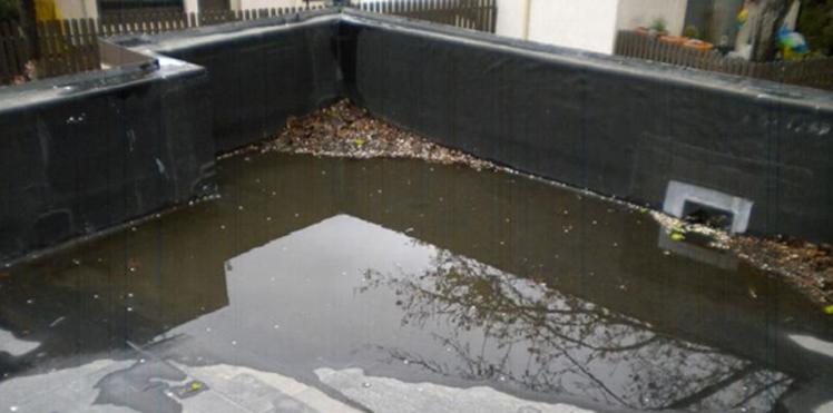 Dak beton Retak