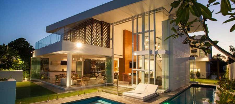 Jasa Desain Rumah Minimalis 2 Lantai Surabaya