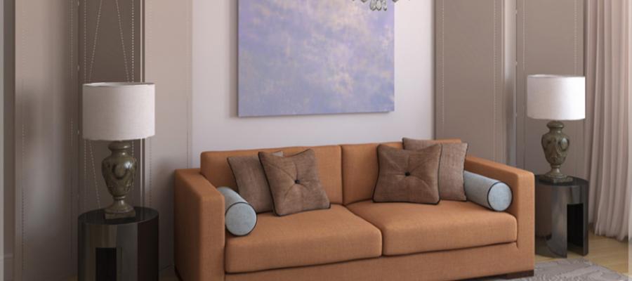 Ruang Tamu Rumah Anda Sempit Coba 11 Tips Ini Agar Terlihat